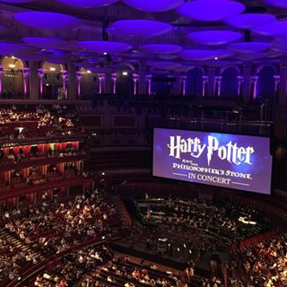 Harry Potter And The Order Of The Phoenix In Concert Royal Albert Hall Royal Albert Hall