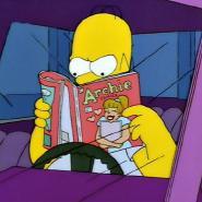 ReadingHomer