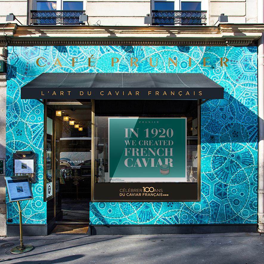 Photo du café Prunier Madeleine