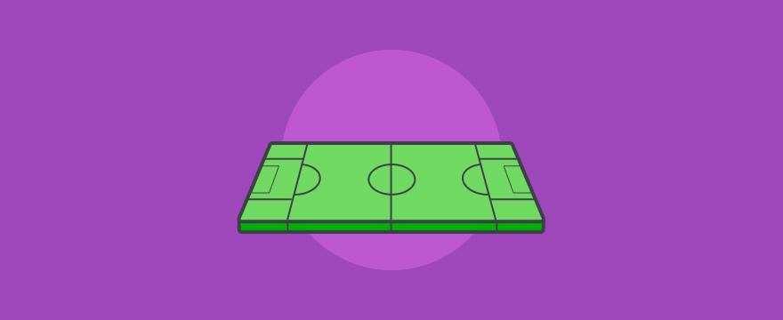 ein Fußballfeld – Blogbeitrag zu Bereiche im Kundenservice