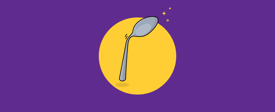 Bent spoon - header image for how to bend the rules for customers without hurting your business