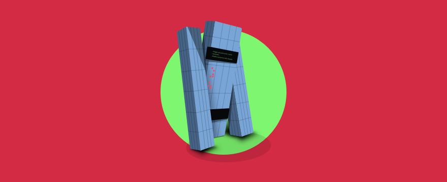 a TARS robot - header image for blog post on chatbot maker