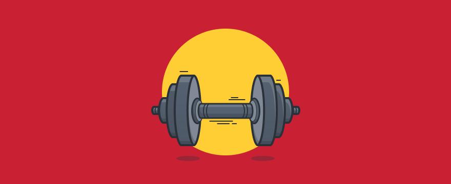 eine Kurzhantel – Kommunikationstraining Übungen