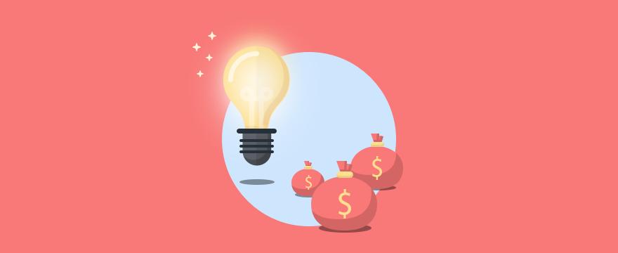 Geldsack Headerbild für Blogbeitrag