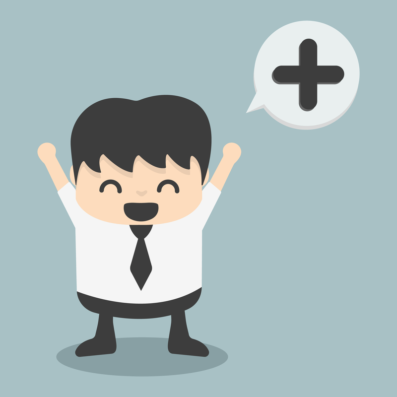 dreamstime comic picture of happy customer manager