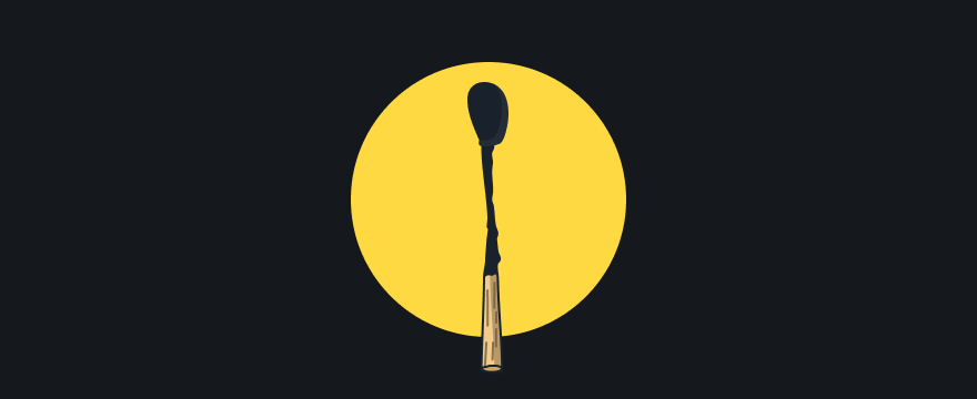 ein abgebranntes Streichholz - Headerbild zu Blogbeitrag Burn-out im Kundenservice