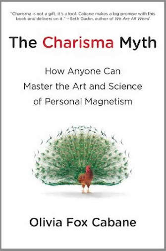 Book cover of The Charisma Myth