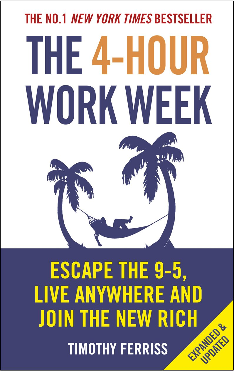 cover of the book the 4 hour work week