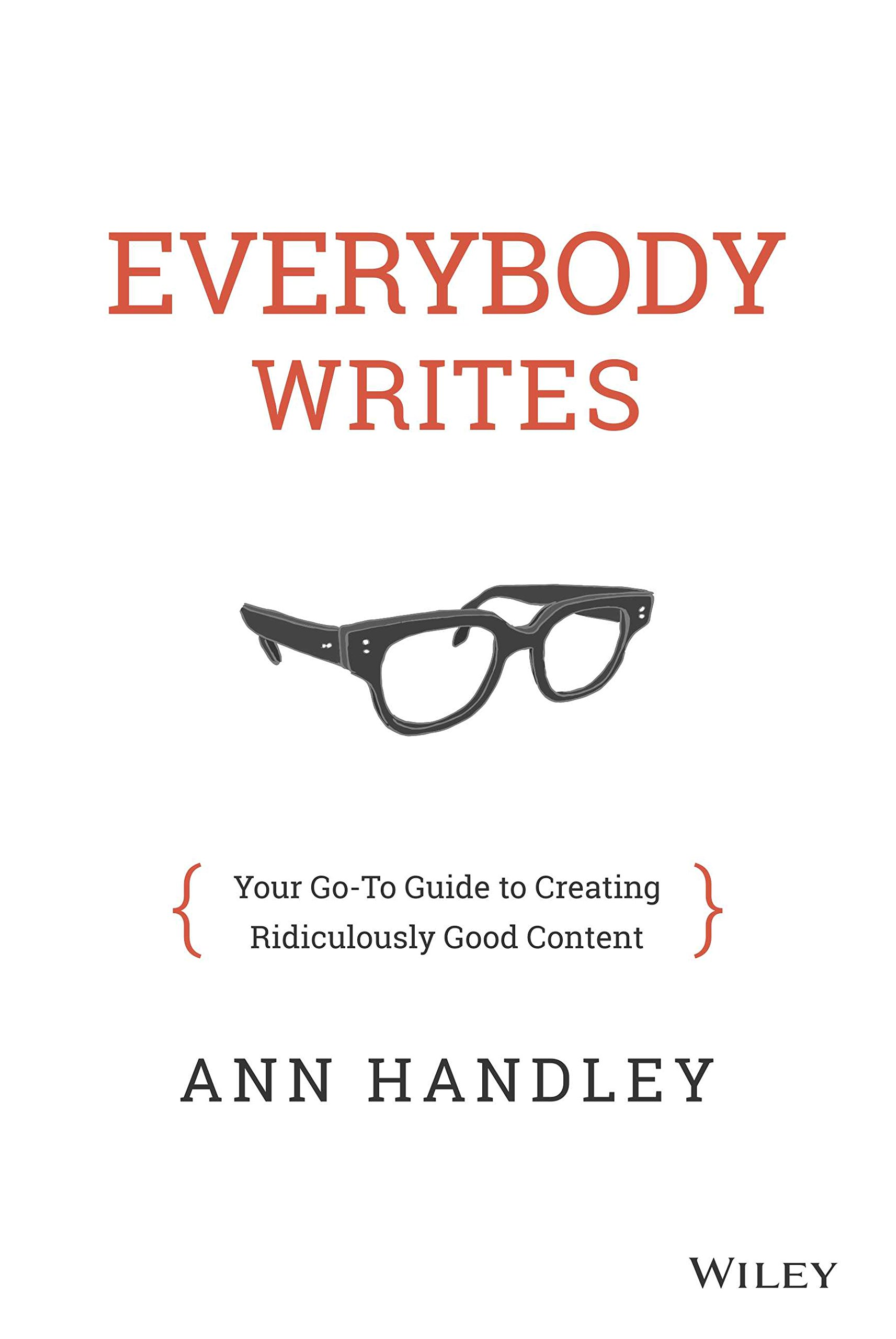 cover of the book everybody writes