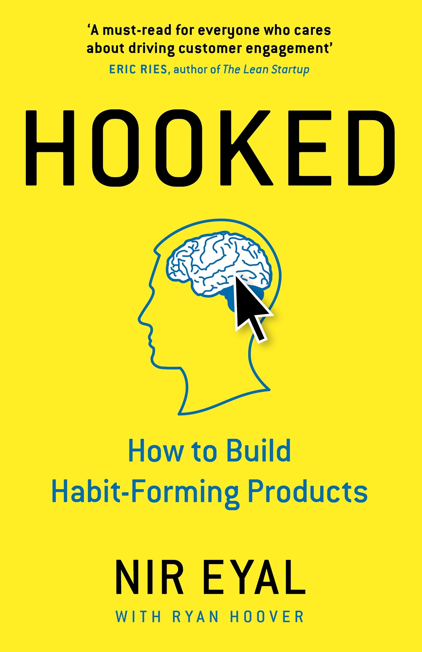 cover of the book hooked