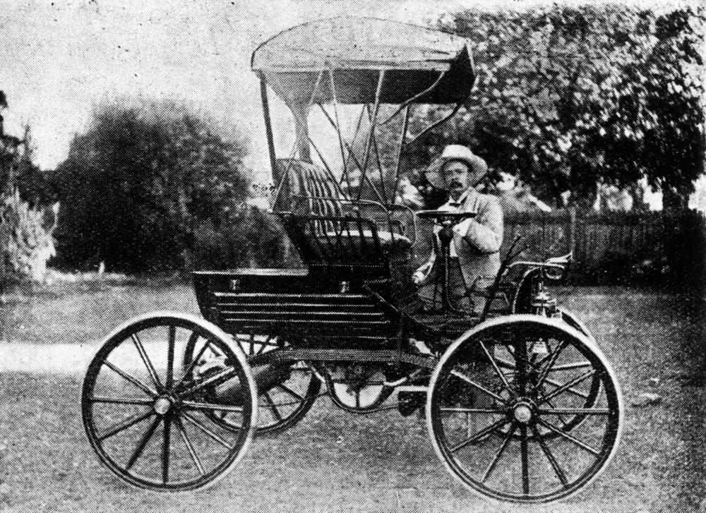 Amazing What Year Was The First Automobile Invented Images - Classic ...
