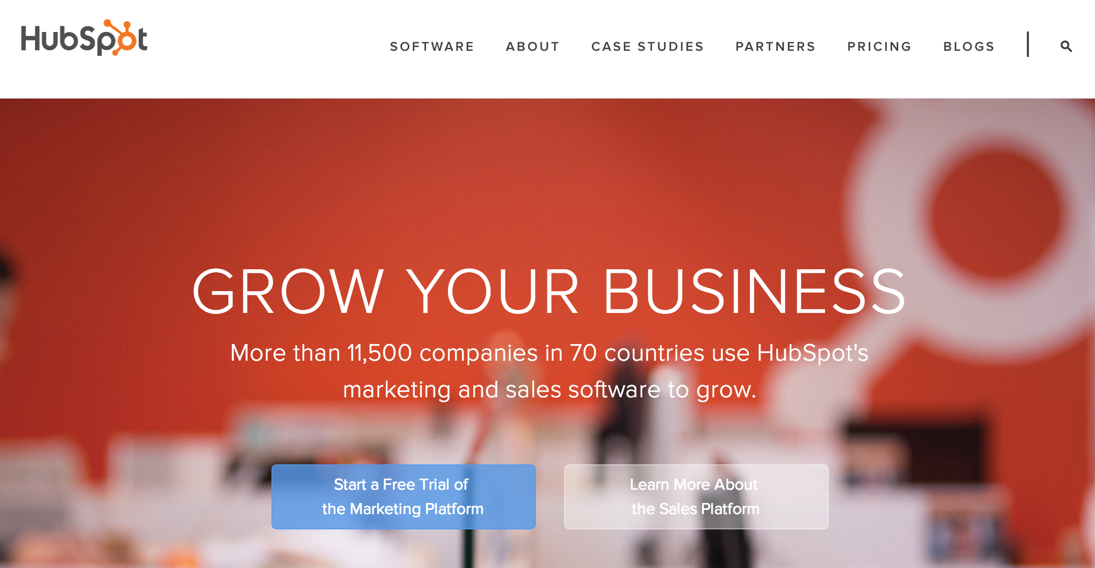 hubspot partner case studies B2bml is the first hubspot diamond partner in london & the uk we help businesses generate leads, acquire customers & engage clients with inbound marketing.