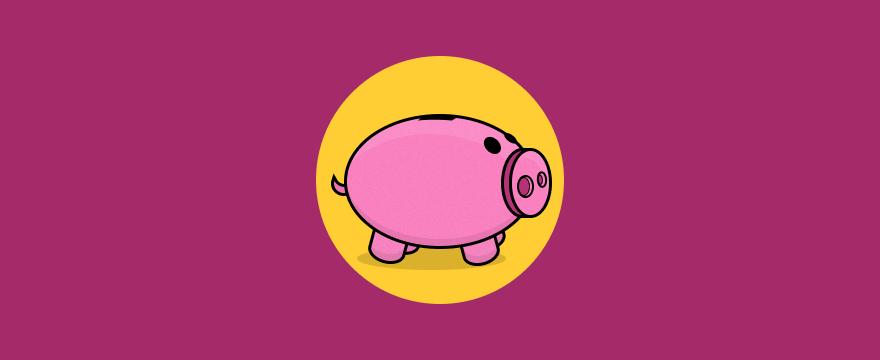 Sparschwein – Bild für Blogbeitrag Live-Chat für Banken