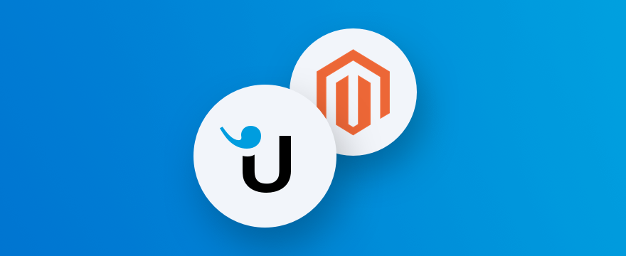 Userlike and Magento icon – header image for post on magento live chat