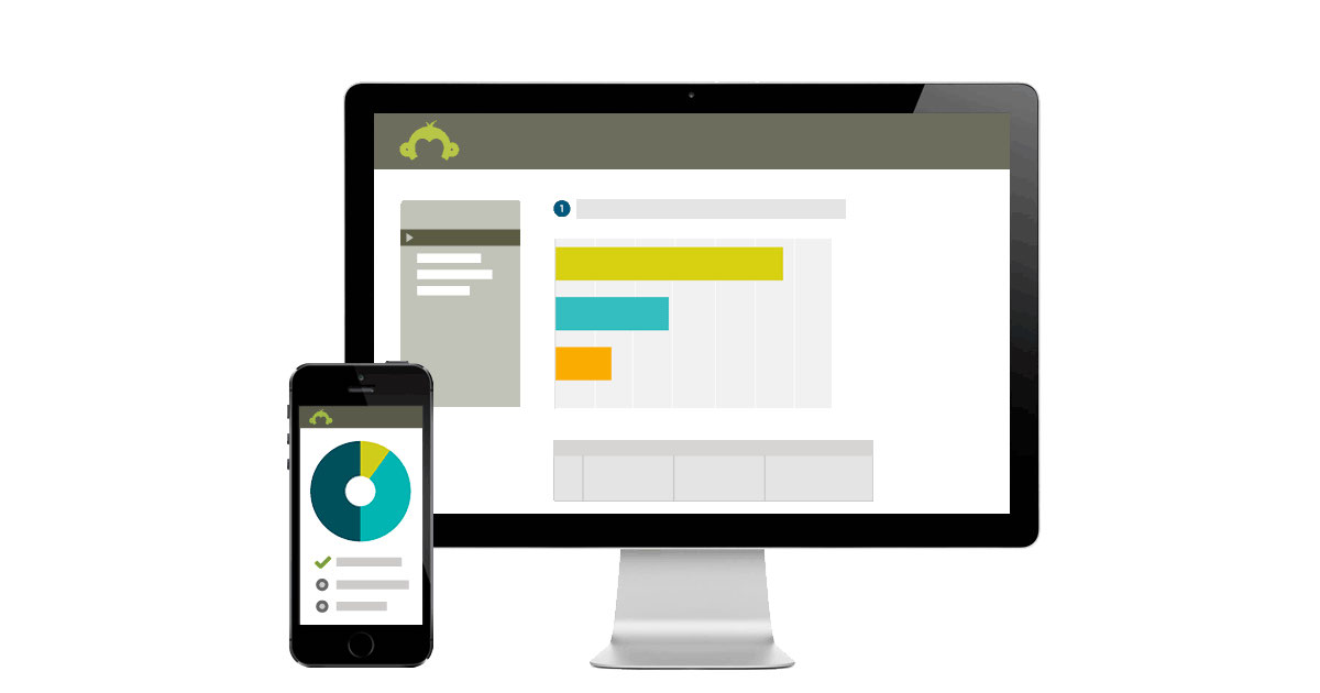 Image from the website of SurveyMonkey, a tool for measuring customer satisfaction.
