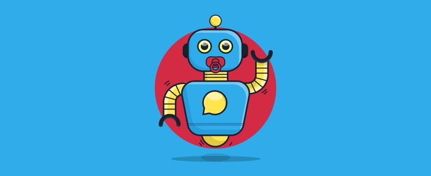 chatbot bebé