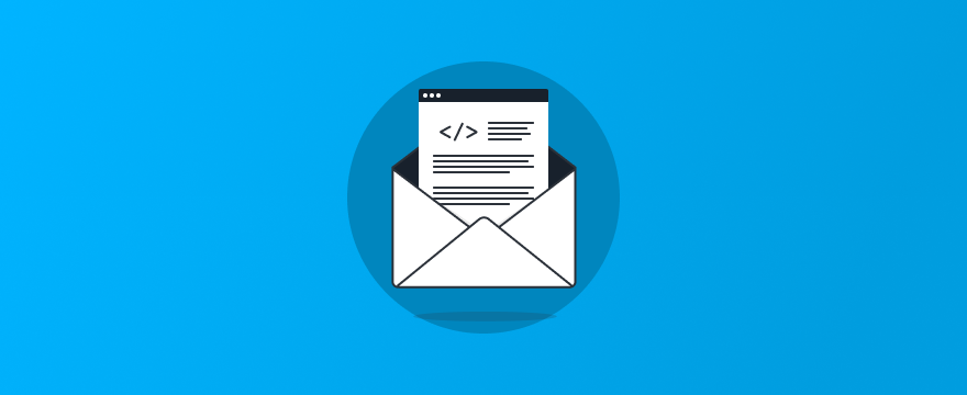 a letter – header image for development update post