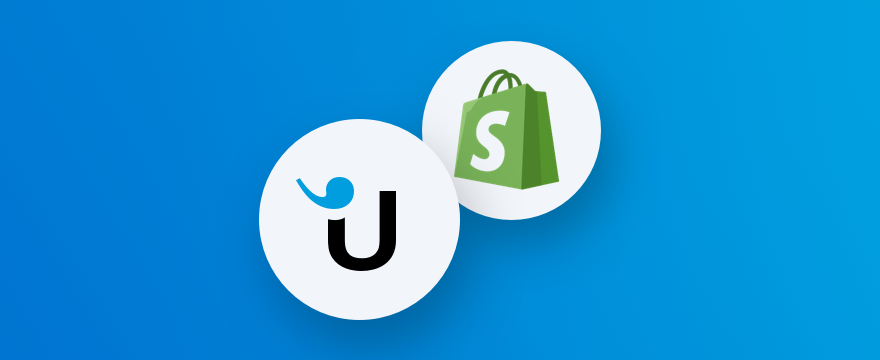 Userlike live chat and Shopify – header image for blog post on how to add live chat to Shopify for free