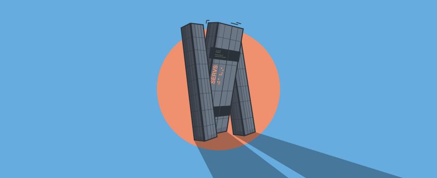 Visualización del robot TARS de la película Interstellar, imagen cabecera de las tendencias de atención al cliente 2018 post blog.