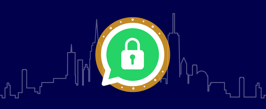 Schloss – Titelbild für Blogbeitrag zu WhatsApp Business Datenschutz