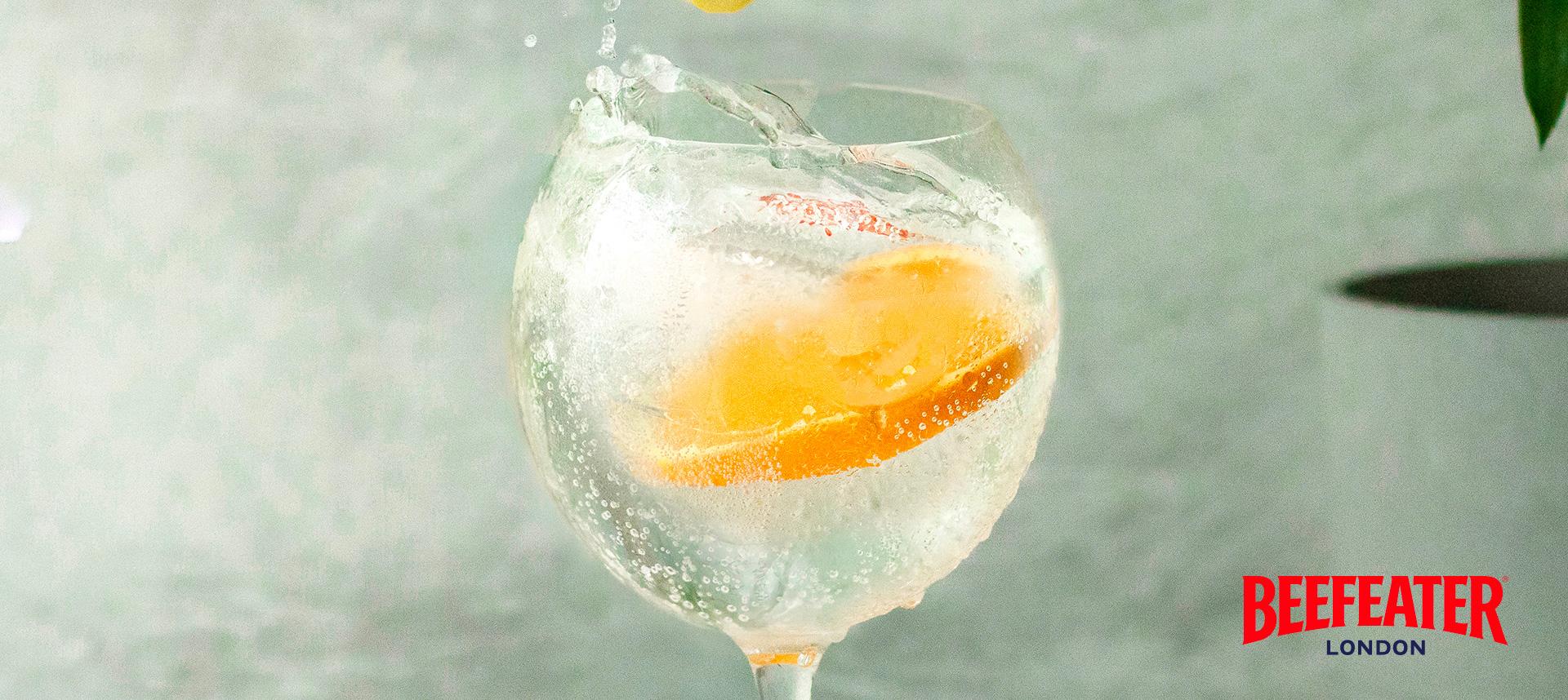Desmond Payne's Gin & Tonic