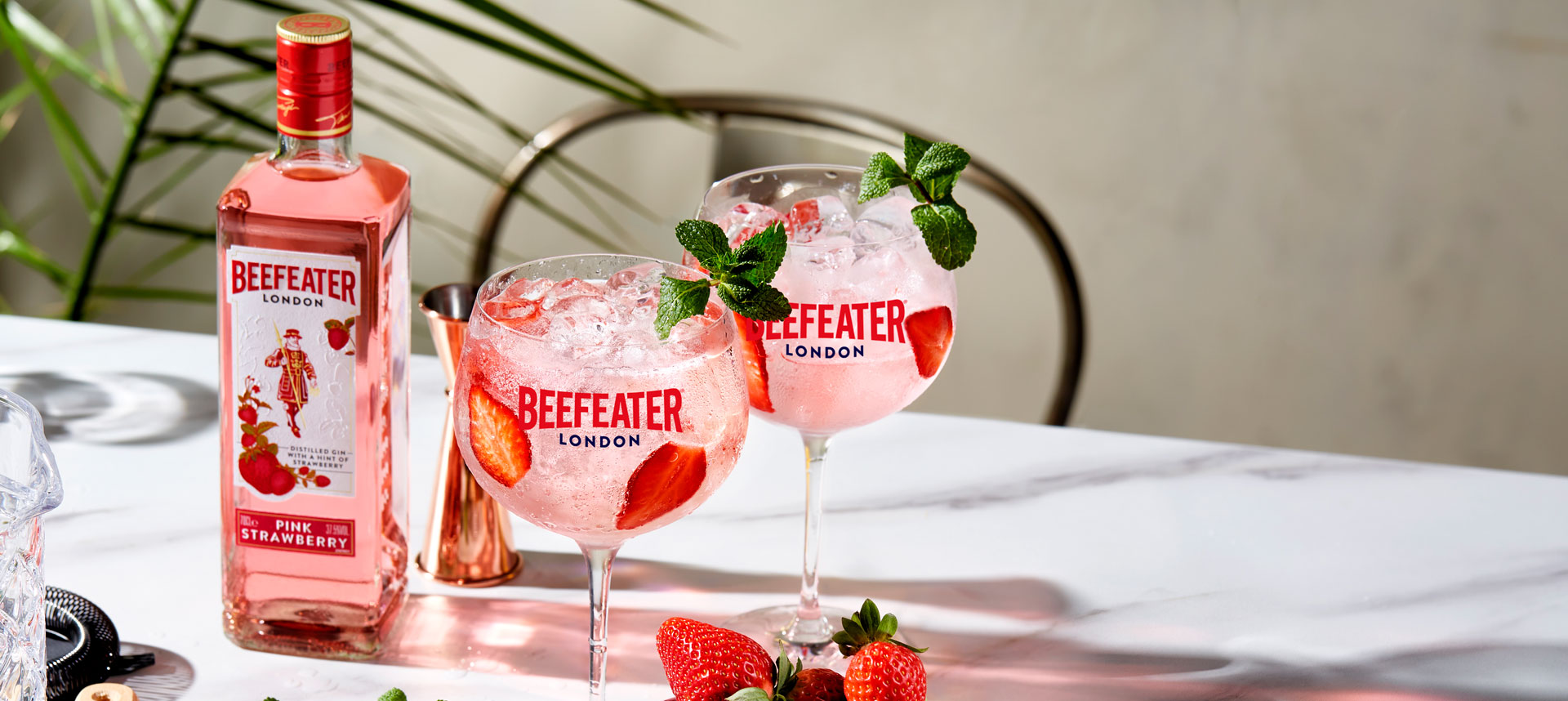 The History of Pink Gin