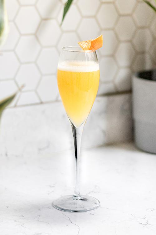 Gin Mimosa