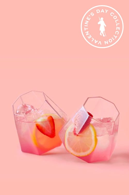 Pink Collins - Pink Gin Cocktails
