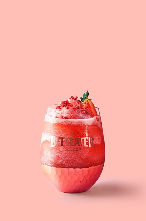 Pink Daiquiri - Pink Gin Cocktails