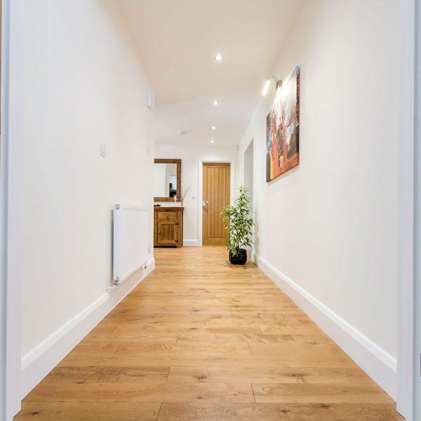 V4 Wood Flooring Eiger Petit Golden Stained