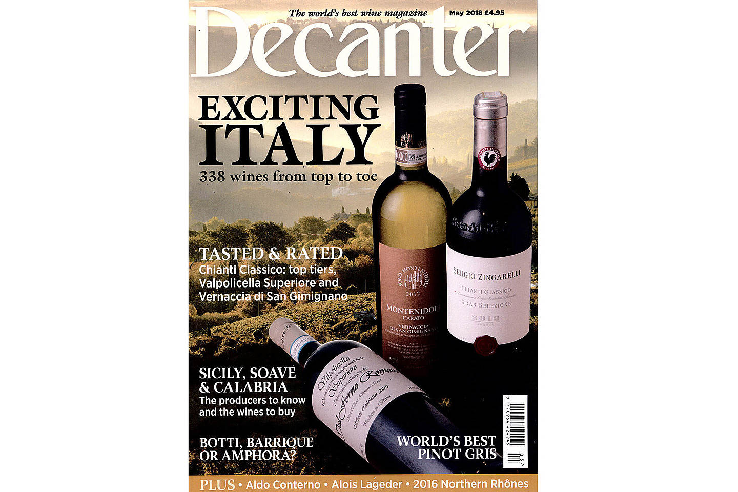Decanter - May 2018