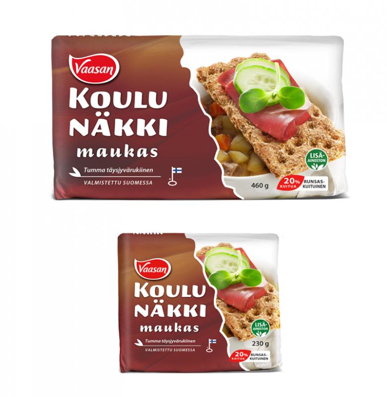Vaasan Koulunäkki Maukas