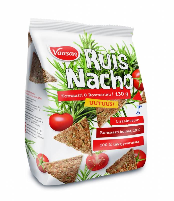 Vaasan RuisNacho Tomaatti & Rosmariini