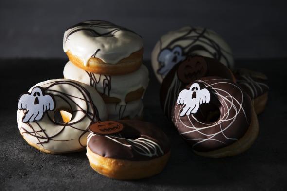Halloween-munkit