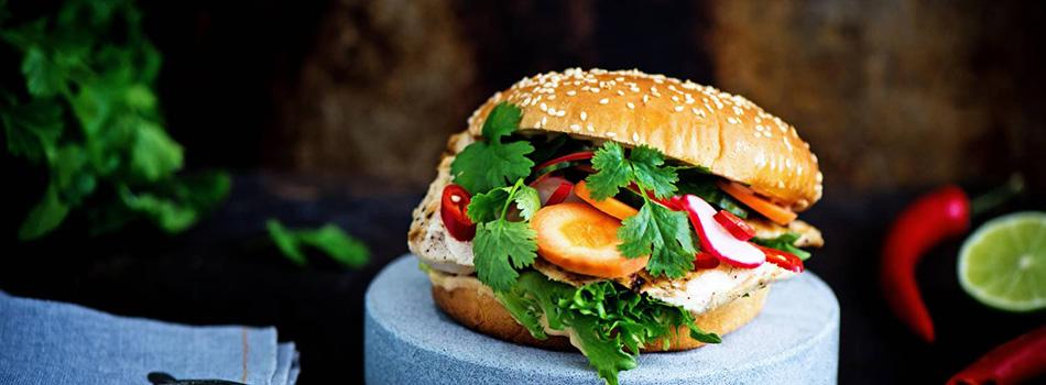 Banh Mi -burger