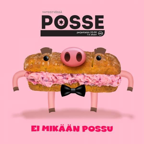 Posse-leipä