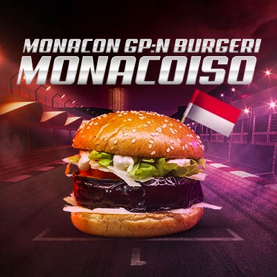 Monacon GP burgeri
