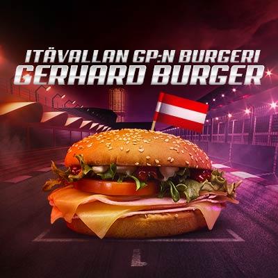 Itävallan GP burgeri
