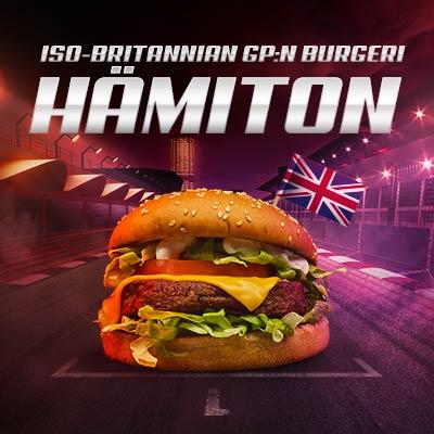 Ison-Britannian GP Burgeri