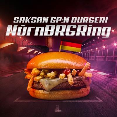 Saksan GP Burgeri