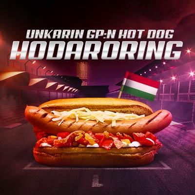 Unkarin GP hodari