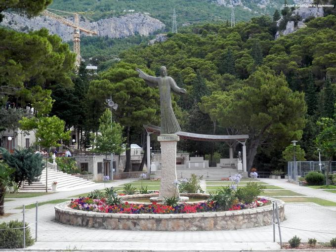 Lourdes della Riviera di Makarska