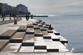 L'organo marino e il Saluto al Sole a Zadar | L'arte di sole, mare e vento