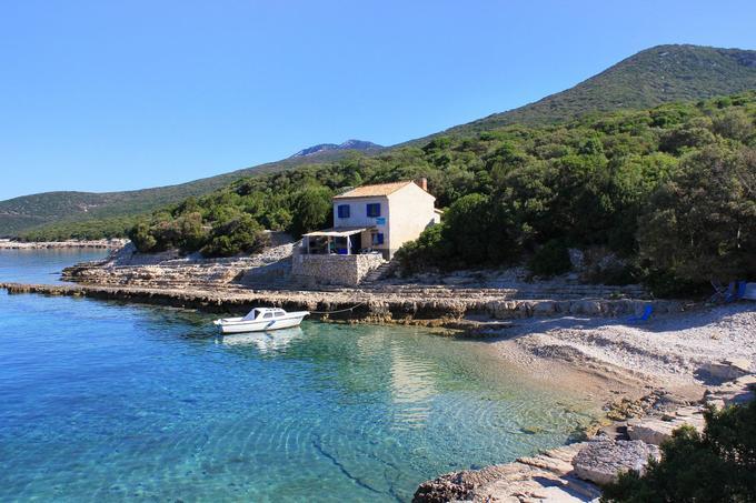 Top 6 kevésbé ismert Horvátországi sziget