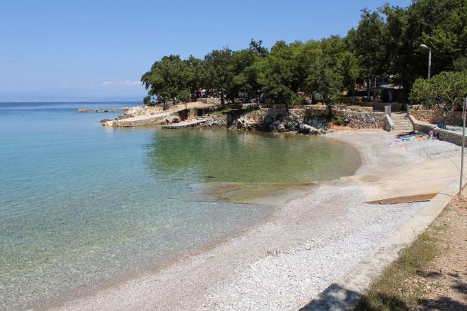 5 best beaches of Krk island