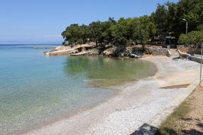 5 best beaches of Krk island