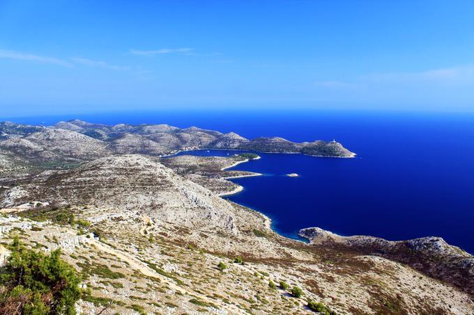 Lastovo - island of unspoilt beauty