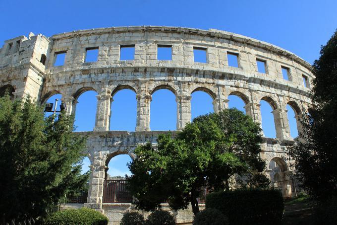 Istrien - 2. begehrteste Region
