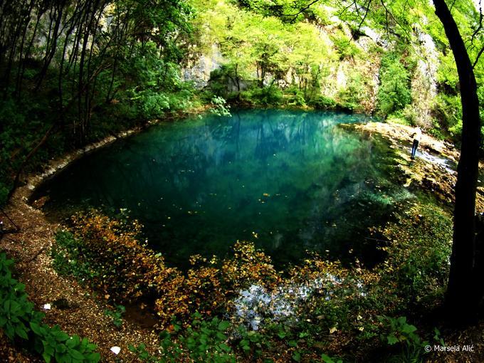 Zadar: Fascinating Spring of Una River