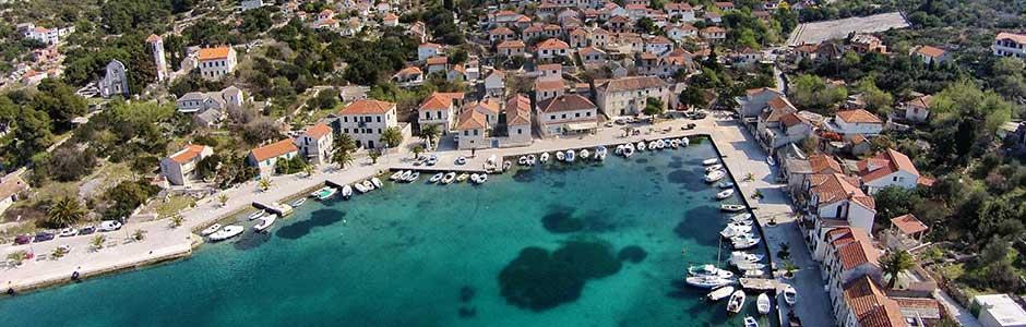 Riviera Drvenik Croatia